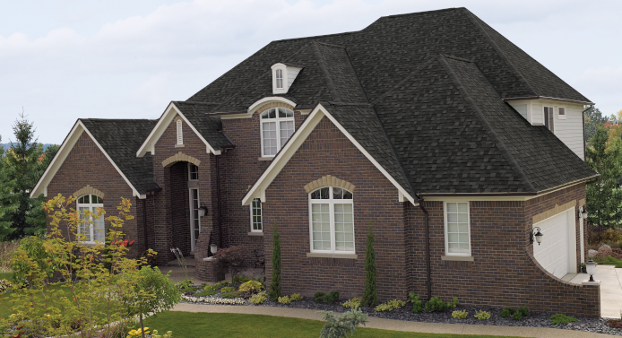 IKO-Roofing-shingles-Cambridge-IR-Charcoal-Grey